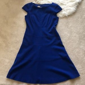 Royal blue Anne Klein dress size 4 small S